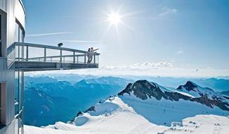 Jednodenní lyžování Kaprun