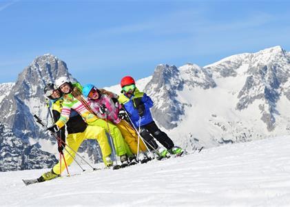 Jednodenní lyžování Hinterstoder