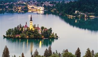 Slovinsko v kostce