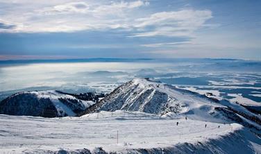 Jednodenní lyžování Krkavec Ski areál