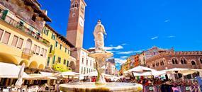 Velikonoční Benátky a Verona
