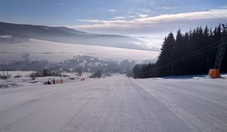 Jednodenní lyžování – Dolní Morava