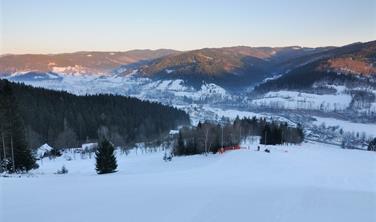 Jednodenní lyžování Karolinka Beskydy