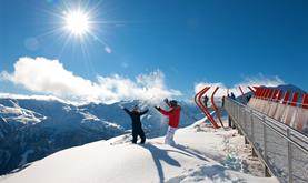 Jednodenní lyžování Bad Gastein