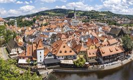 Český Krumlov s návštěvou pivovaru a zámku v ceně
