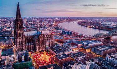 Adventní Kolín nad Rýnem