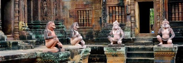 Pohodová Kambodža
