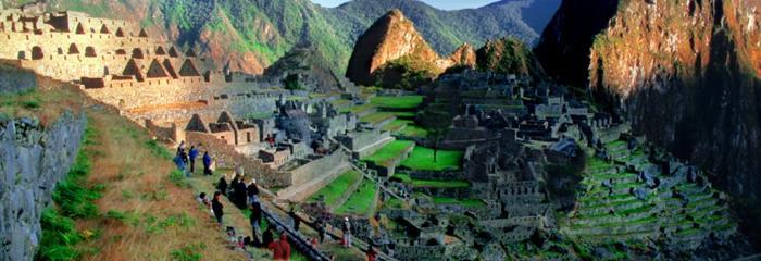 Velká cesta Andami + severní Peru