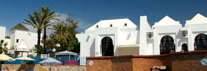 Agador Caribbean Village