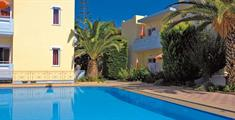 Apartmány Mediterranea