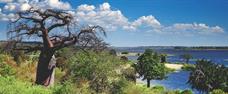 JAR, Botswana, Zimbabwe - Výprava k Viktoriiným vodopádům