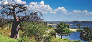 JAR, Botswana, Zimbabwe - Výprava k Viktoriiným vodopádům ***