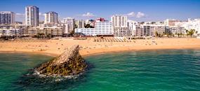 Hotel Dom José Beach