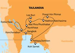 Esence Thajska