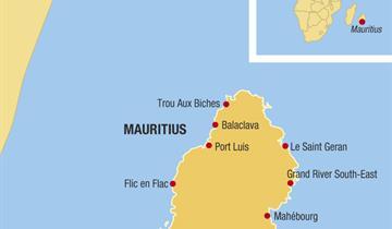 Hotel Le Meridien Ile Maurice
