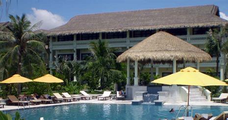 Hotel Allezboo Beach Resort & Spa