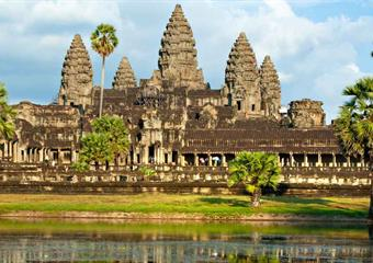 Thajsko, Kambodža, Vietnam - velké asijské dobrodružství