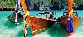 Tajemné thajské pláže