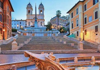 Řím & Vatikán - Doppio Italiano