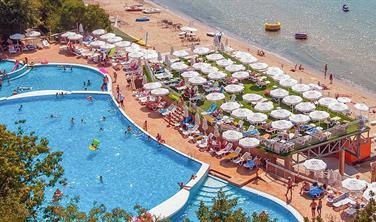 Paradise Beach Hotel Slunečné pobřeží