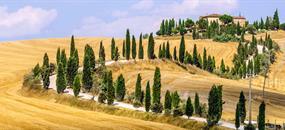 Řím a Toskánsko