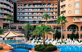 Arycanda De Luxe Hotel