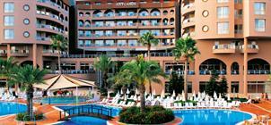 Hotel Kirman Group Arycanda De Luxe *****