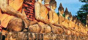 Bangkok a perly Andamanského moře