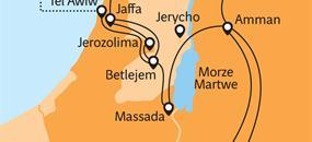 Izrael a Jordánsko