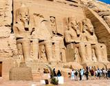 Symboly Egypta - Nil a pyramidy