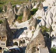 Turecko - v kraji vonícím šafránem a anýzem
