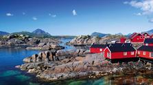 Fjordy, Nordkapp a Lofoty - k polárnímu kruhu