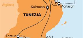 Tunisko - horké jak Samum