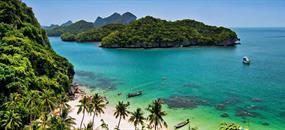 Pohádkové Thajsko (de luxe)