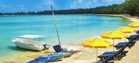 Rajská dovolená