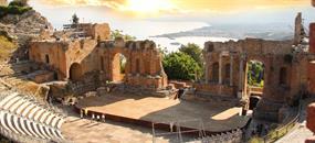 Sicílie - pozoruhodný ostrov spřeletem do Kalábrie