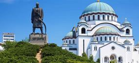 Čas na Balkán