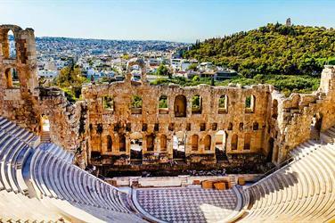 Zamilování v Aténách