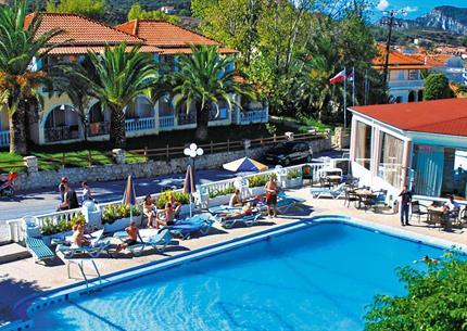 Hotel Argassi Admiral