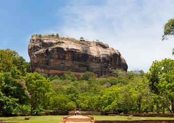 Srí Lanka - slza z tváře Indie (léto)