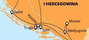 Dovolená po padesátce - Balkán