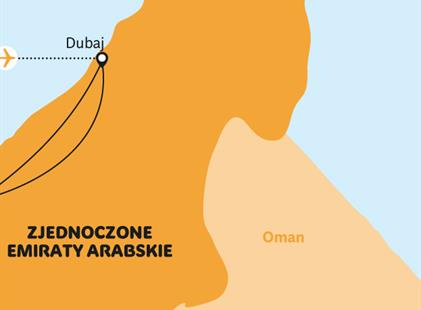 Exotika light - Spojené Arabské Emiráty (ex. Dubaj je nej)