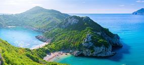 Spěchejte pomalu - Korfu