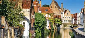Benelux - kvetoucí Nizozemí