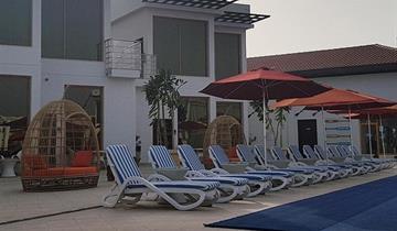 Hotel Mirage Bab Al Bahr Hotel & Resort