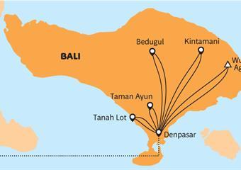Bali - ostrov bohů De Luxe