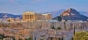 Dovolená 50+ - Starověké Řecko