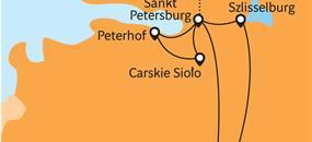 Petrohrad - lesk jantaru