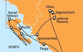 Tři zastávky v Jónském moři