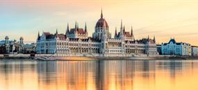 Budapešť - v rytmu čardáše